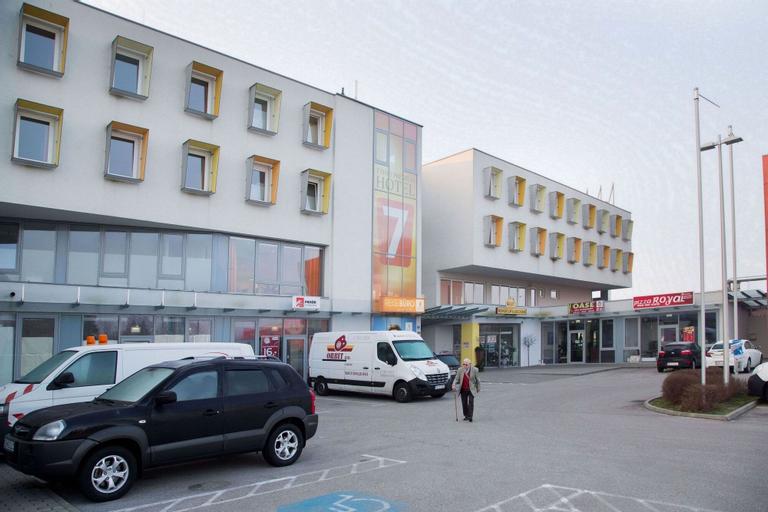 7 Days Premium Hotel LINZ – Ansfelden, Linz Land