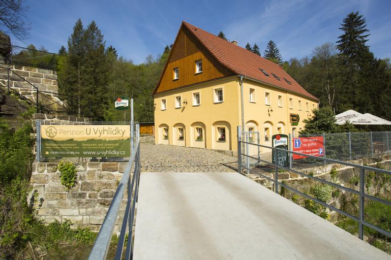 Penzion u Vyhlídky, Děčín
