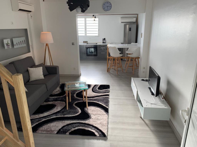 Apartment With one Bedroom in Fort-de-france, With Wifi - 3 km From the Beach, Fort-de-France