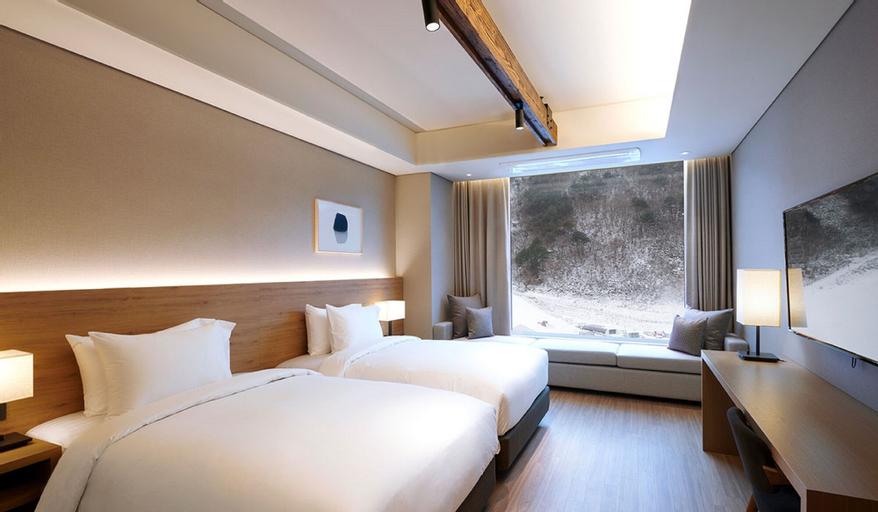 PARK ROCHE Resort&Wellness, Jeongseon