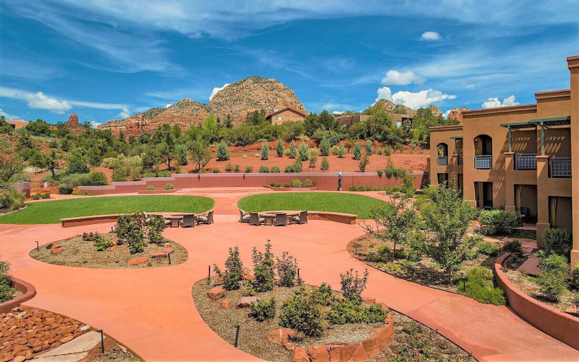 Sedona Rouge Hotel and Spa Trademark Collection by Wyndham, Yavapai