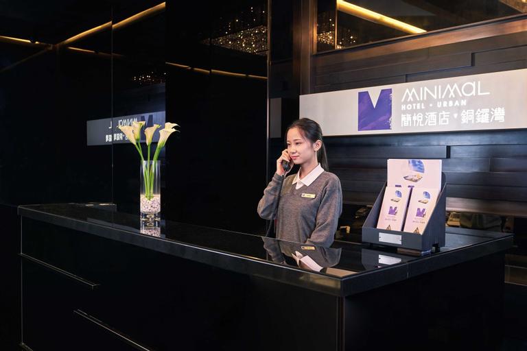 Minimal Hotel Urban, Wan Chai