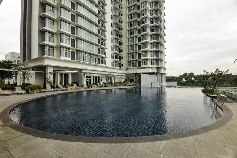 OYO Home 527 Lavish 2BR Dua Sentral, Kuala Lumpur