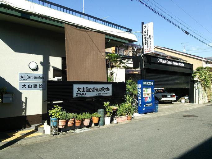 Oyama Guesthouse Kyoto, Kyoto