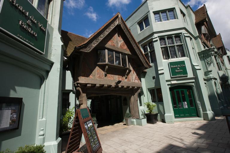 Hotel Du Vin & Bistro Brighton, Brighton and Hove