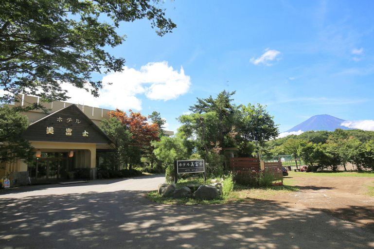 Hotel Mifuji, Yamanakako
