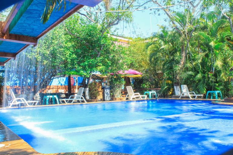 Hotel Estero Y Mar, San Luis Talpa