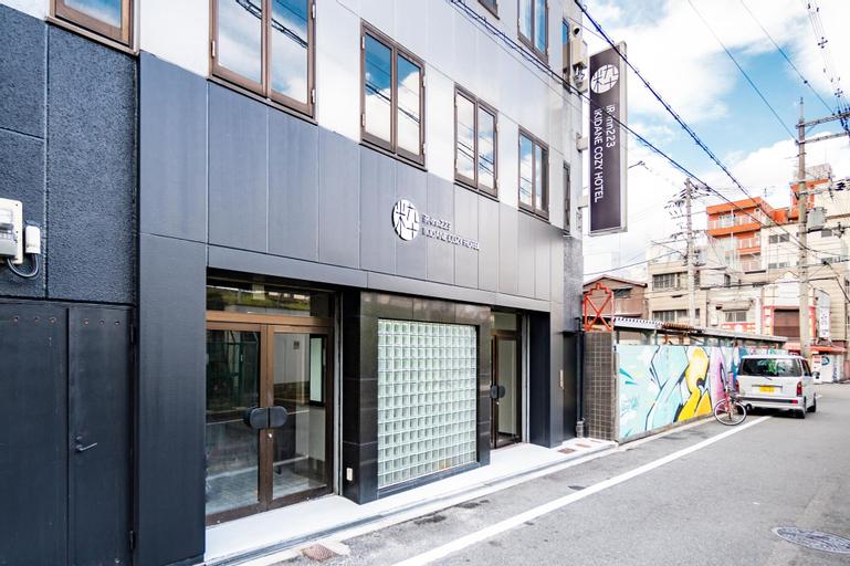 iR-inn223 IKIDANE COZY HOTEL, Osaka