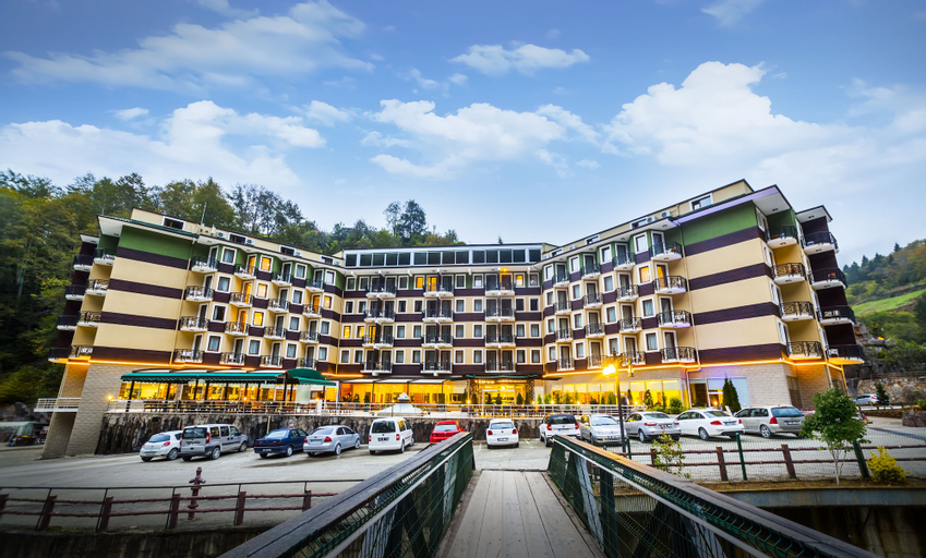 Ridos Thermal Hotel Spa, İkizdere