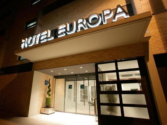 Hotel Sercotel Europa, Zaragoza