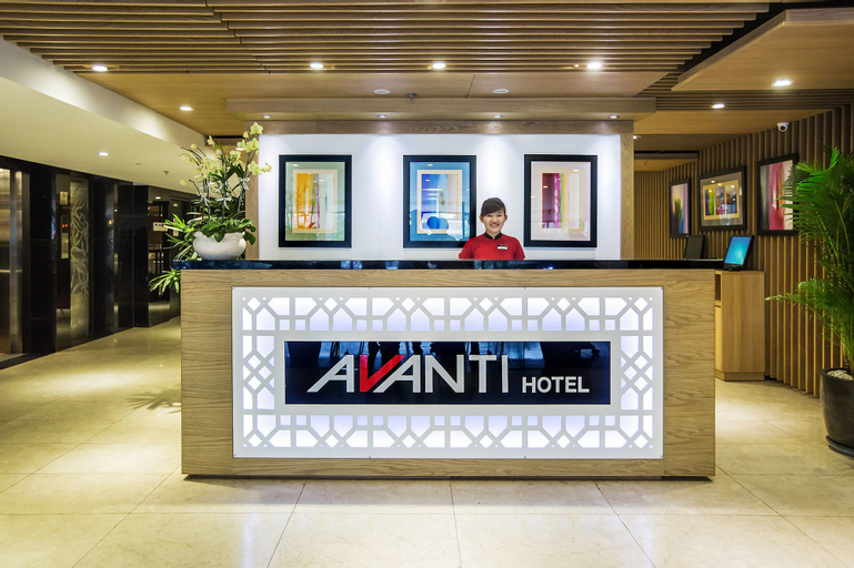 Avanti Hotel, Quận 1