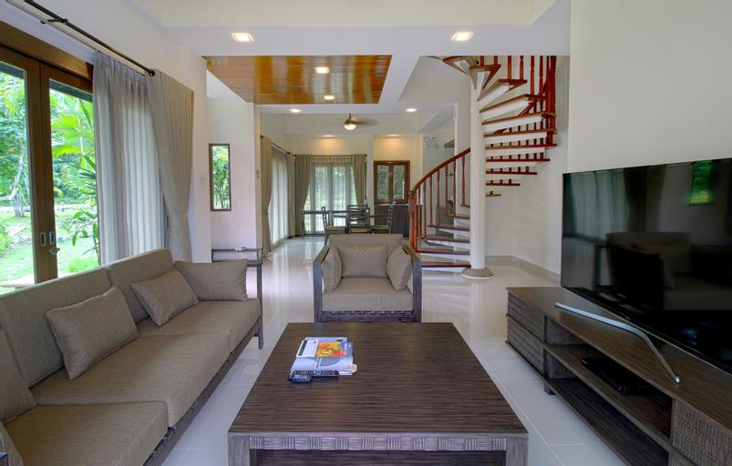 Banyu Biru Villa, Bintan Regency
