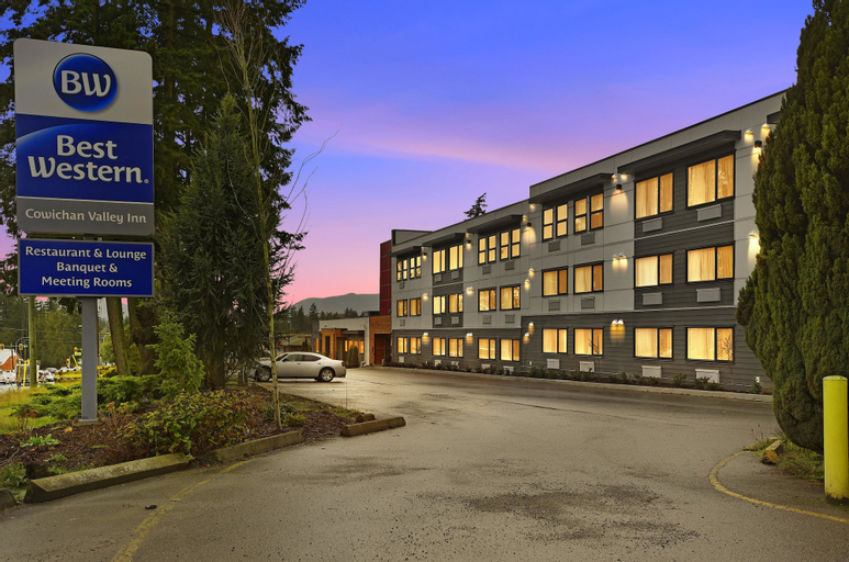 Best Western Cowichan Valley Inn, Cowichan Valley