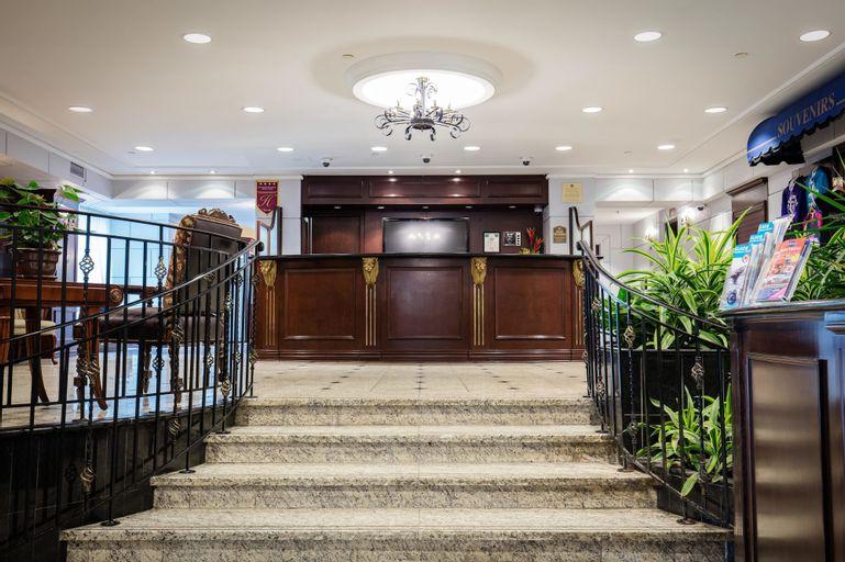 Best Western Ville-Marie Hotel and Suites, Montréal