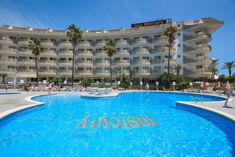 Hotel Mercury, Barcelona