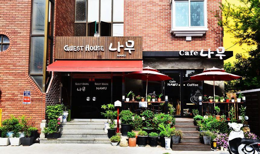 Namu Guesthouse, Gyeongju