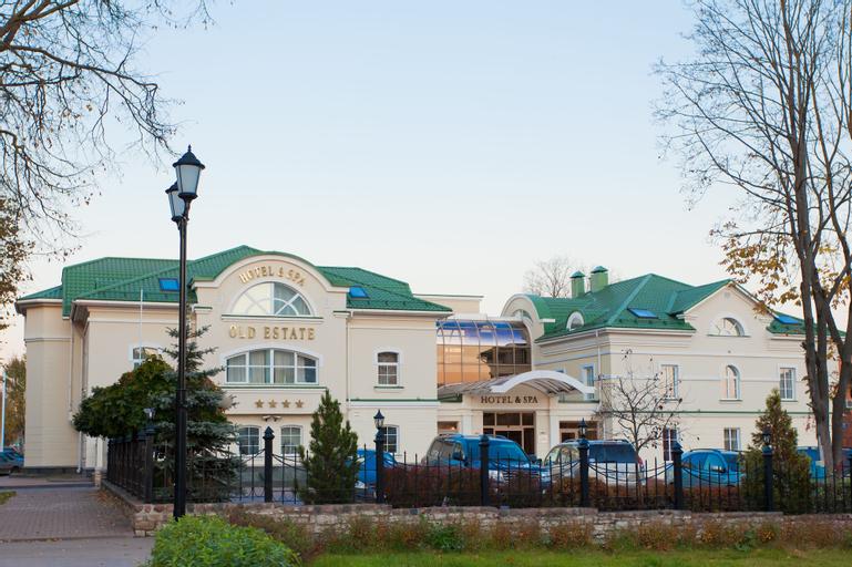 Old Estate Hotel & Spa, Pskovskiy rayon