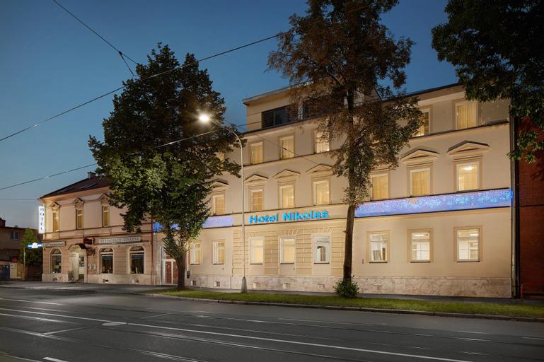 Hotel Nikolas, Ostrava