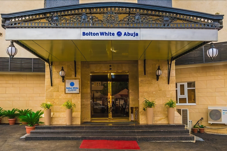 Bolton White Hotels And Apartments, AbujaMun