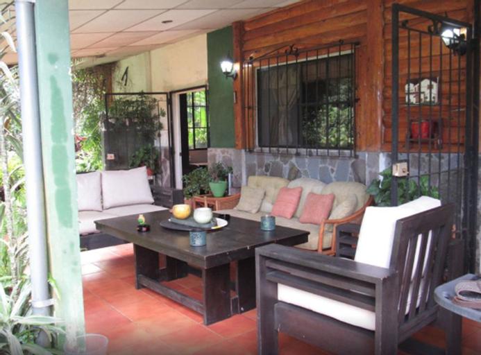 Ataco Luxury Cabin, Concepción de Ataco