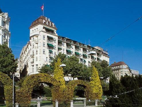 Hotel de la Paix Lausanne, Lausanne