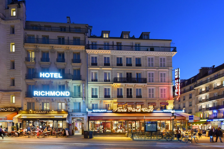 Hôtel Richmond, Paris