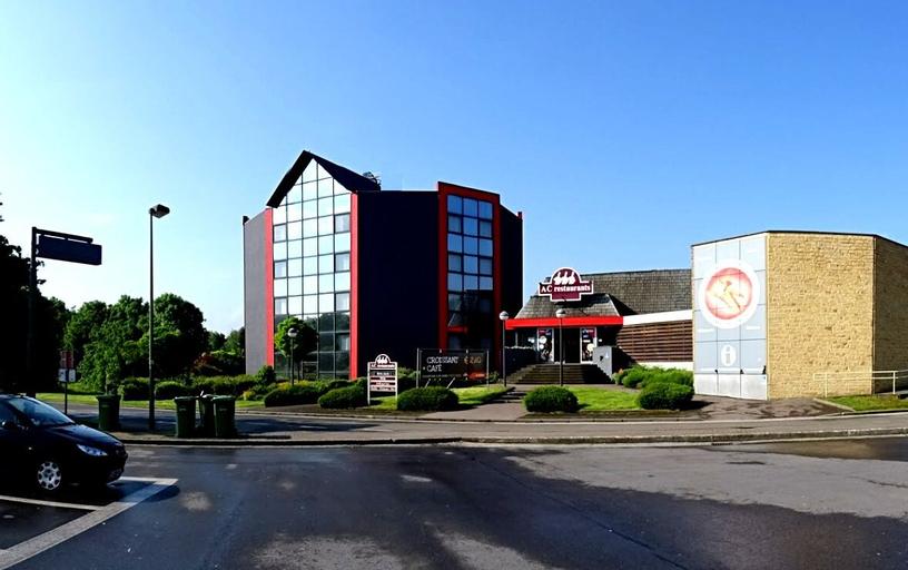 Hotel Arlon, Luxembourg