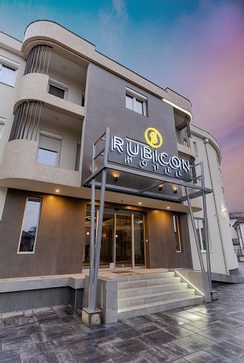 Rubicon Hotel, Kragujevac