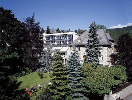 Rüters Parkhotel, Waldeck-Frankenberg