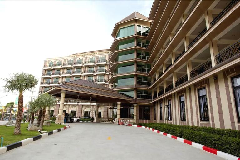 J & Y Lodge Hotel, Muang Chon Buri