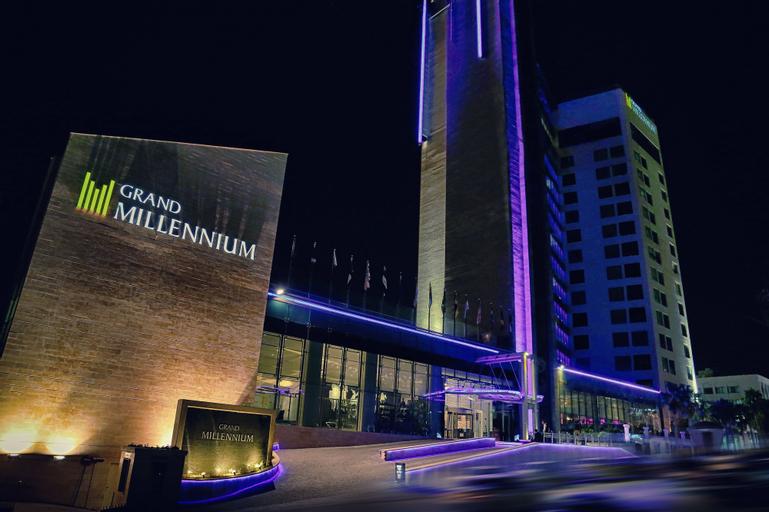 Grand Millennium Amman, Wadi Essier