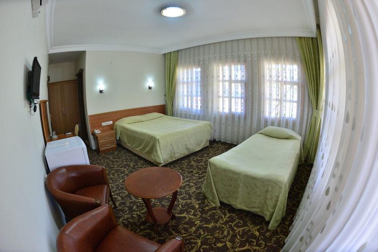 Bozkurt Hotel, Merkez