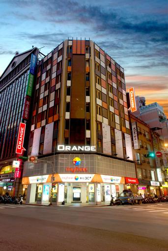 Orange Hotel - Guanqian, Taipei, Taipei City