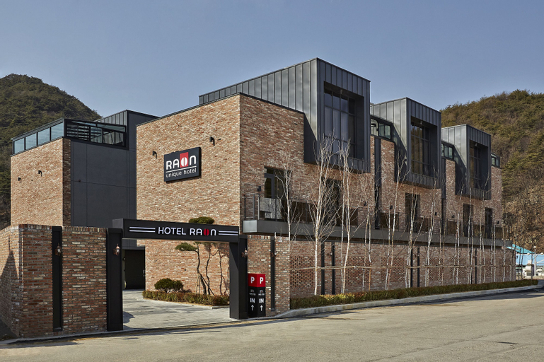 Raon Hotel, Boeun