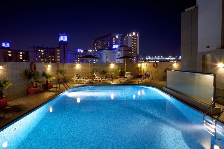 Landmark Hotel Riqqa,