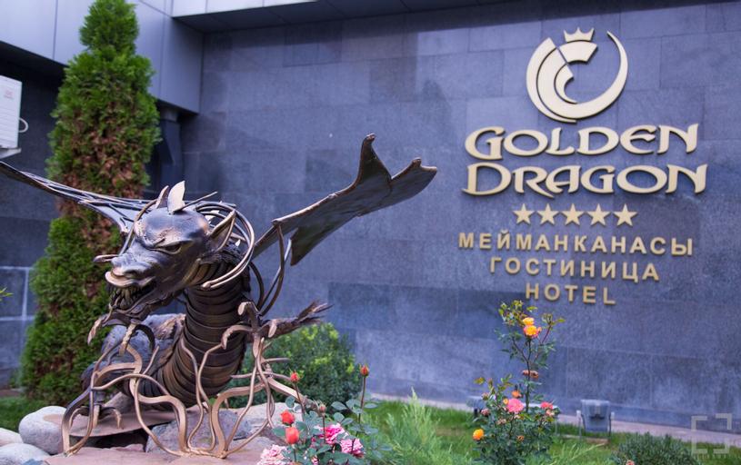 Golden Dragon Hotel, Biškek