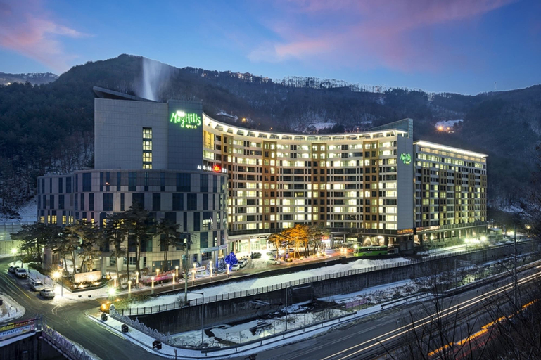Mayhills Resort, Jeongseon