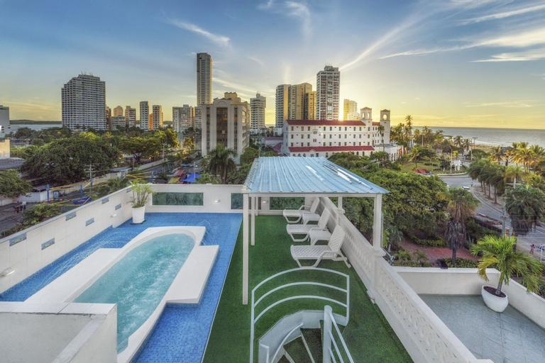Hotel Coral Reef, Cartagena de Indias