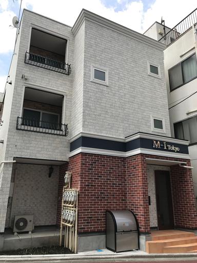 M-1 Tokyo Kamatahoncho, Ōta