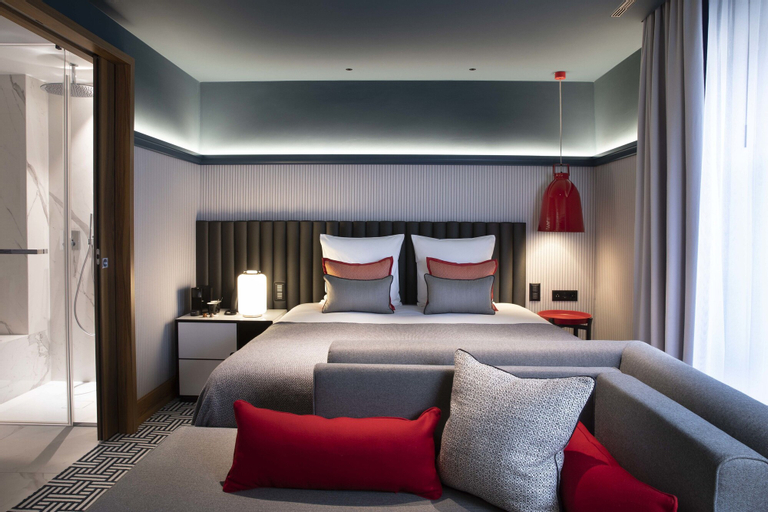Hotel D Geneva, Genève