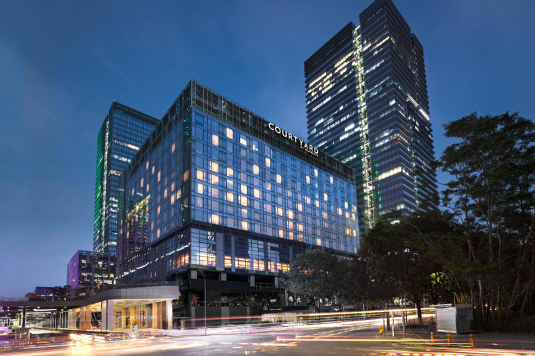 COURTYARD by Marriott SHENZHEN BAY, Shenzhen
