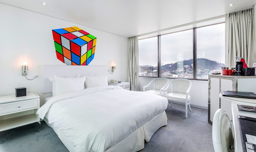 Imperial Palace Boutique Hotel, Itaewon, Jung