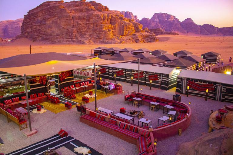 Wadi Rum Dream Camp, Quaira