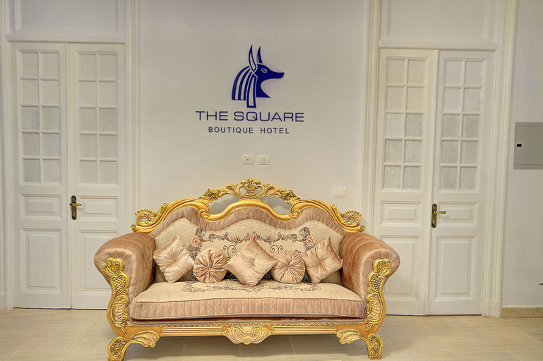The Square Boutique Hotel, Qasr an-Nil