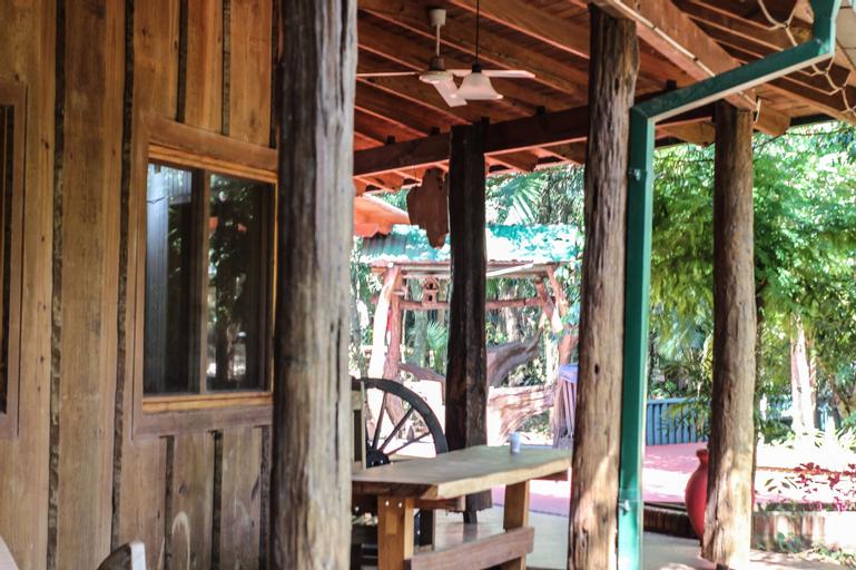 Palo Rosa Lodge, Iguazú