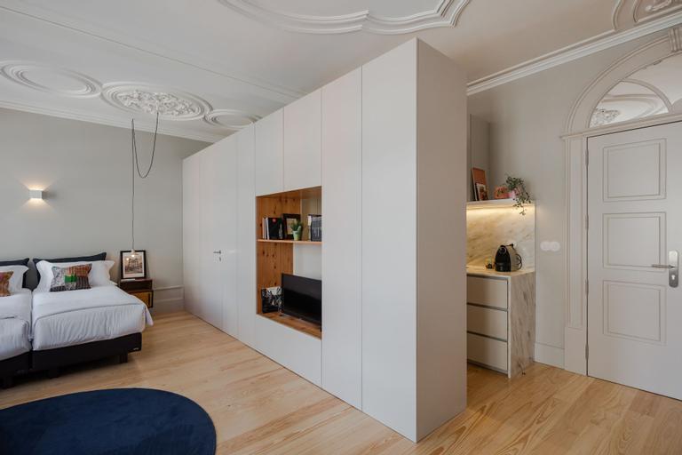 Baumhaus Serviced Apartments, Porto