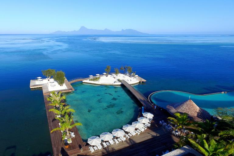 Manava Suite Resort Tahiti,