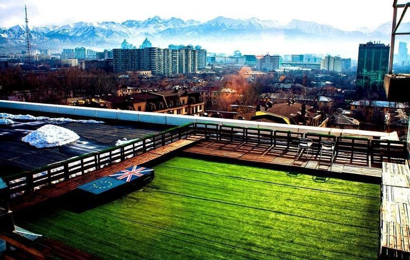 Sky Hostel, Almaty (Alma-Ata)