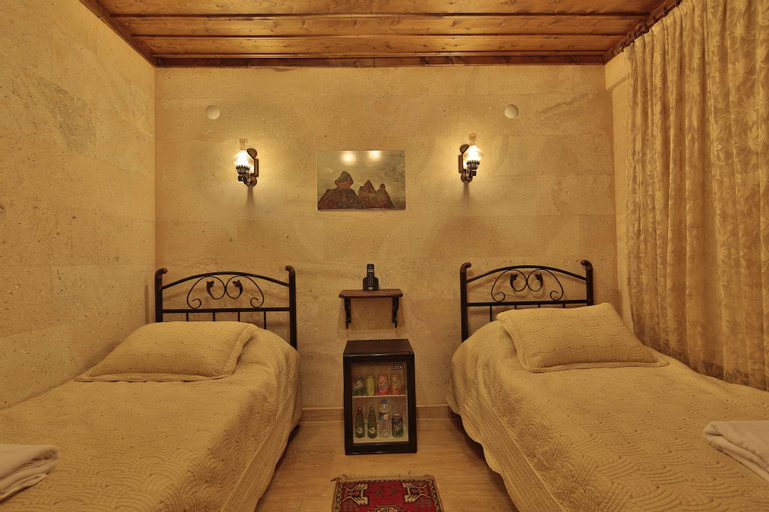 Göreme Cave Rooms, Merkez