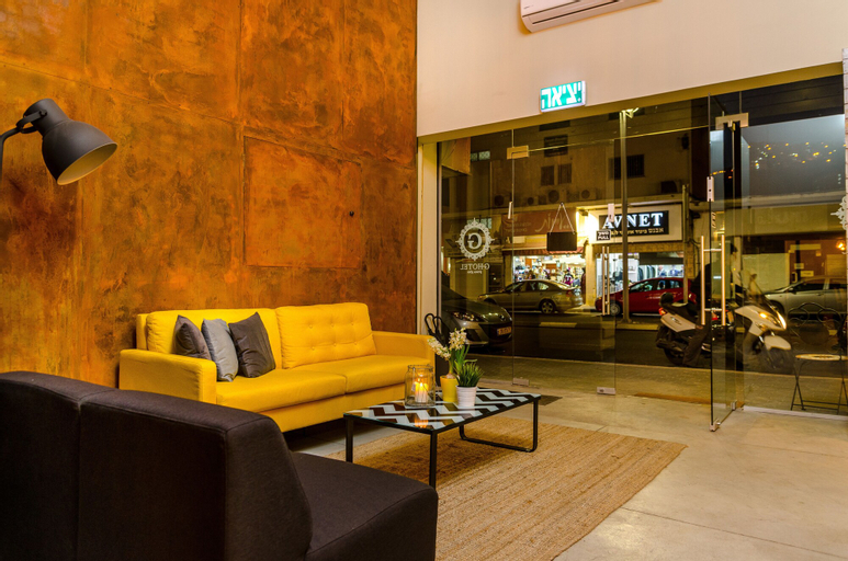 G Hotel Tiberias,